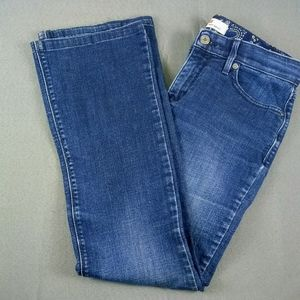 Levi's perfect waist 525 boot cut size 8 M